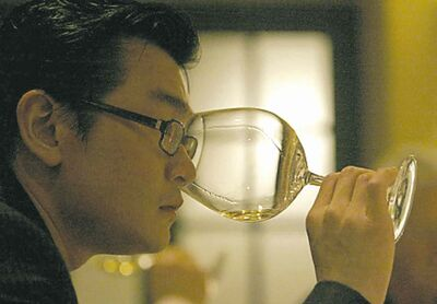 Rudy Kurniawan was sentenced to 10 years in prison for wine fraud.