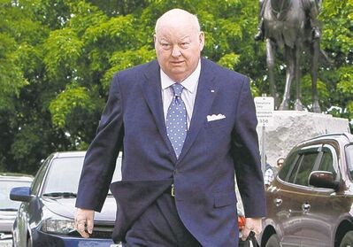 THE Canadian Press ArchivesSen. Mike Duffy is being investigated for breach of trust.
