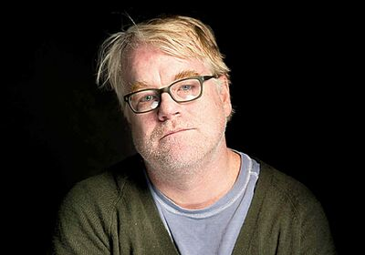 "In this Jan. 19, 2014 photo, Philip Seymour Hoffman poses for a portrait at The Collective and Gibson Lounge Powered by CEG, during the Sundance Film Festival, in Park City, Utah. Hoffman, who won the Oscar for best actor in 2006 for his portrayal of writer Truman Capote in ""Capote,"" was found dead Sunday, Feb. 2, 2014, in his New York apartment. He was 46."