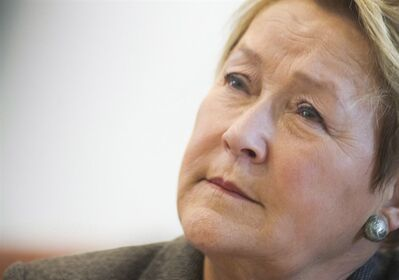 Parti Quebecois leader Pauline Marois. THE CANADIAN PRESS/Graham Hughes