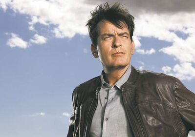 Charlie Sheen in  Anger Management