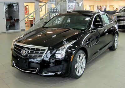 New in Winnipeg and Manitoba showrooms is the Cadillac ATS.