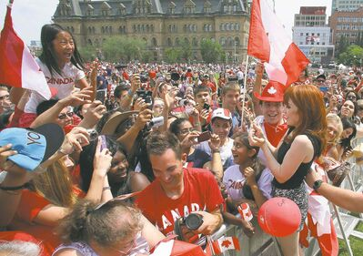 Fred Chartrand / The Canadian Press file