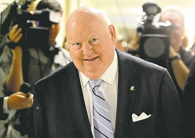 Sean Kilpatrick / The Canadian Press
