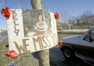 Bruce Stewner killed his wife Kelly in 1994. He was released on day parole but was arrested in B.C.