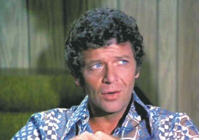 Mike Brady (Robert Reed) on The Brady Bunch