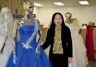 Jackie Yu has opened Athena Couture on Pembina Highway.