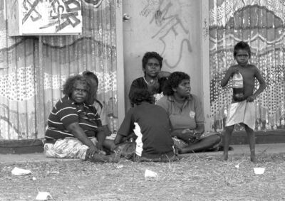 Aboriginal violence in isolated and impoverished outback communities has reached crisis level.