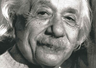 The Associated Press archiveAccording to the journal Brain, Albert Einstein�s corpus callosum at the time of his death was a veritable superhighway of connectivity.