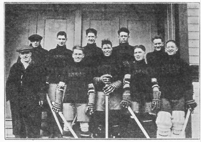 The 1920 Winnipeg Falcons won Canada's first Olympic gold medal for hockey.