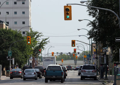 Winnipeg's traffic signals are improving, but there's still lots of work to do.