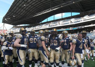 For the Blue Bombers, not a lot has changed on the depth chart since last season.