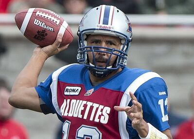 The Als say Tebow is welcome, as long as he knows he's competing to be second fiddle to Anthony Calvillo.