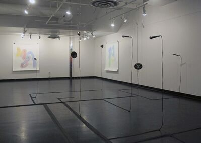 SUPPLIED</p><p>Sounding Space is a collaboration between Eleanor King and Adam Basanta.</p>