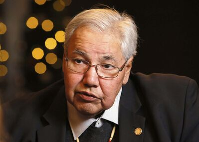 Patrick Doyle / The Canadian Press</p><p>Justice Murray Sinclair.</p>