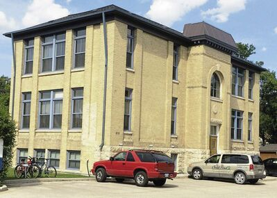 This building in River Heights was once the Assiniboia Indian Residential High School.