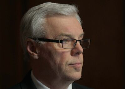 Premier Greg Selinger announces former cabinet minister Christine Melnick has been kicked out of the NDP caucus.