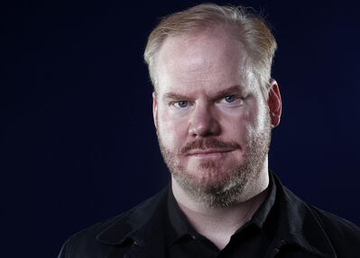Jiim Gaffigan: comedian and kale-hater.