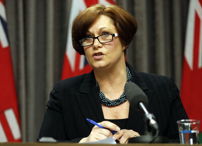 Jobs and the Economy Minister Theresa Oswald.