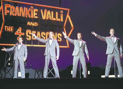Keith Bernstein/Warner Bros. Pictures
