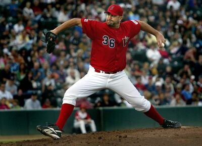 Former Goldeyes opening pitcher and Major League Baseball player Bill Pulsipher will return as the team's pitching coach.