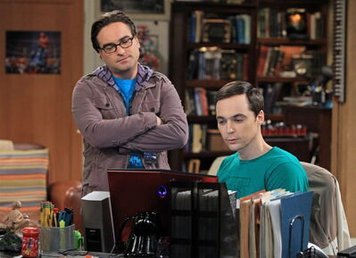 Johnny Galecki (left) and Jim Parsons in a scene from The Big Bang Theory. Chinese authorities had all seven seasons of the popular show removed from Sohu.com, leaving viewers without their comedy fix.
