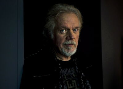 Canadian rock royal Randy Bachman has been takin' care of business for more than five decades and he's thrilled to roll on down the highway right into the hall of fame.