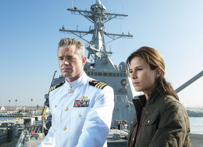 The Last Ship    TNT  Ph: Richard Foreman/SMPSP