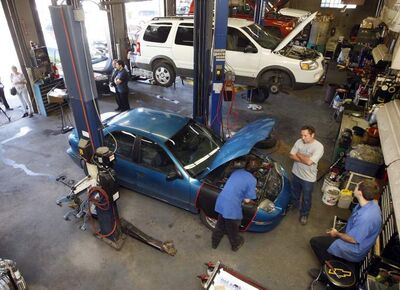 New rules that compel auto-repair shops to give written estimates and secure customer permission take effect July 1.