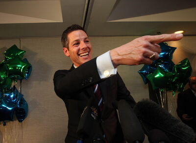 Brian Bowman has been declared Winnipeg's new mayor.