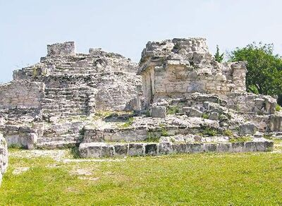 Ruinas del Rey at Cancun