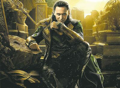 The scene-stealing Tom Hiddleston has turned his tortured but charismatic Loki into a fan favourite.