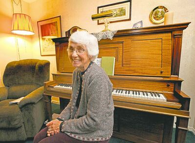 Gerda Klassen has spent years lending a kind ear to a prisoner in Stony Mountain Institution.