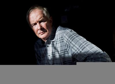 John Furlong poses in Toronto on Tuesday, Oct. 29, 2013.THE CANADIAN PRESS/Nathan Denette