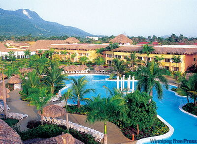 The Iberostar Costa Dorada attracts a diverse blend of international vacationers.