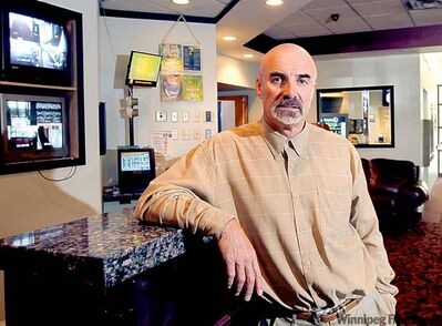 Gil Gauthier owns the Norvilla Motor Hotel, where two workers were attacked last year.