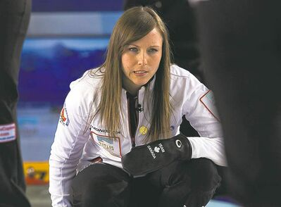Andrew Vaughan / the canadian press archivesRachel Homan has won the Scotties and a bronze medal at the worlds this year.
