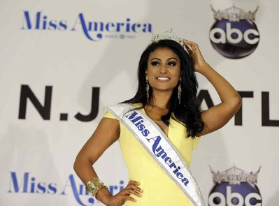 Nina Davuluri's victory in the Miss America pageant was met by bigotry more igorant than usual, on social media.
