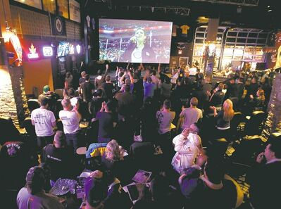 Jets fans would gather at 4Play Sports Bar for the electric atmosphere for home games - as well as road games - when the NHL returned to Winnipeg last season.