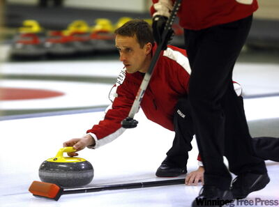 Skip David Bohn and his crew delivered Sunday at the Thistle Curling Club, earning a ticket to Selkirk.
