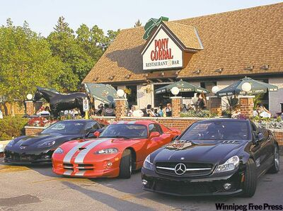The final cruise night of the year is at the Grant Park Pony Corral on Sunday.