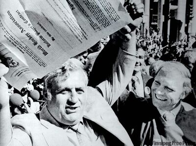 Gerry Hart / winnipeg free press archvies