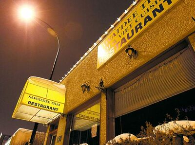 Sawatdee Thai's two locations in Winnipeg were closed temporarily this year due to health concerns.