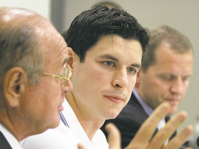 Gene J. Puskar / The Associated Press fileIf Penguins star Sidney Crosby had announced concussions forced him to retire from hockey, it likely would have dramatically altered the sport.