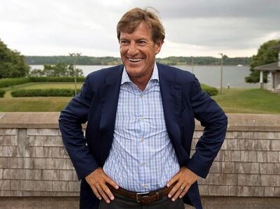 The Liberal Party of Canada's chief fundraiser, Stephen Bronfman, attends the party's caucus retreat in Georgetown, P.E.I. on Wednesday, Aug. 28, 2013. The Liberal party's chief fundraiser says he has never violated Canada's tax laws through the use of offshore tax havens. THE CANADIAN PRESS/Andrew Vaughan