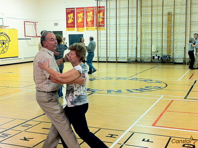 The Westview Dance Club offers lessons to couples of all ages and runs dance events throughout the year.