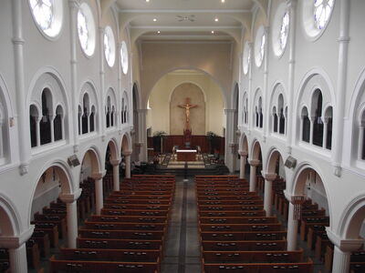 St. Mary's Roman Catholic Cathedral has been a cathedral for 100 years, but its history in Winnipeg goes all the way back to 1869.