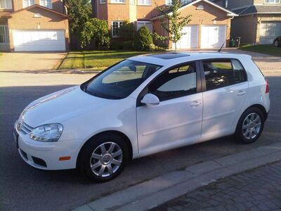 MItzok is believed to be driving a white 2008 Volkswagon Rabbit with licence plate EXL 165.