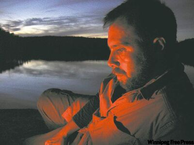 JASON SORBY  / Winnipeg Free PressIt�s essential to know how to build a campfire, but often not necessary to build one.