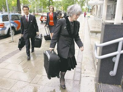 TREVOR HAGAN / WINNIPEG FREE PRESS (left); archive photos (TOP, BOTTOM right)